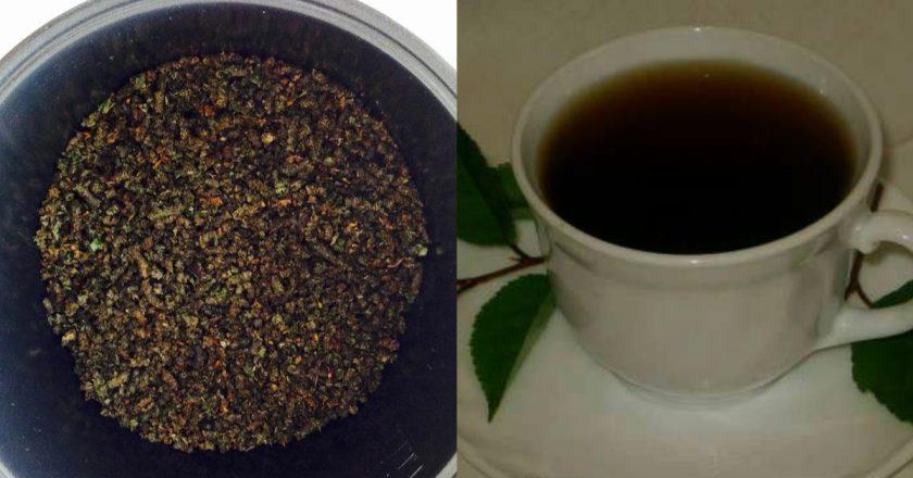 Чай з листя вишні подивитися рецепт