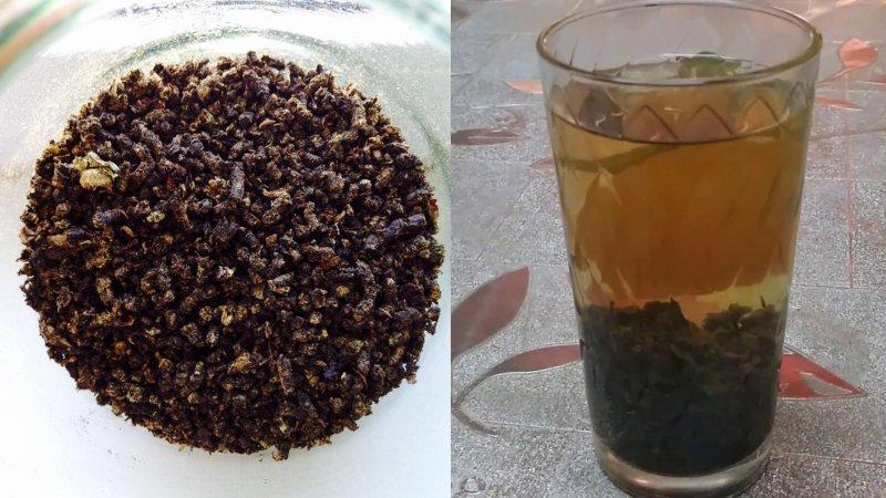 Чай з листя вишні