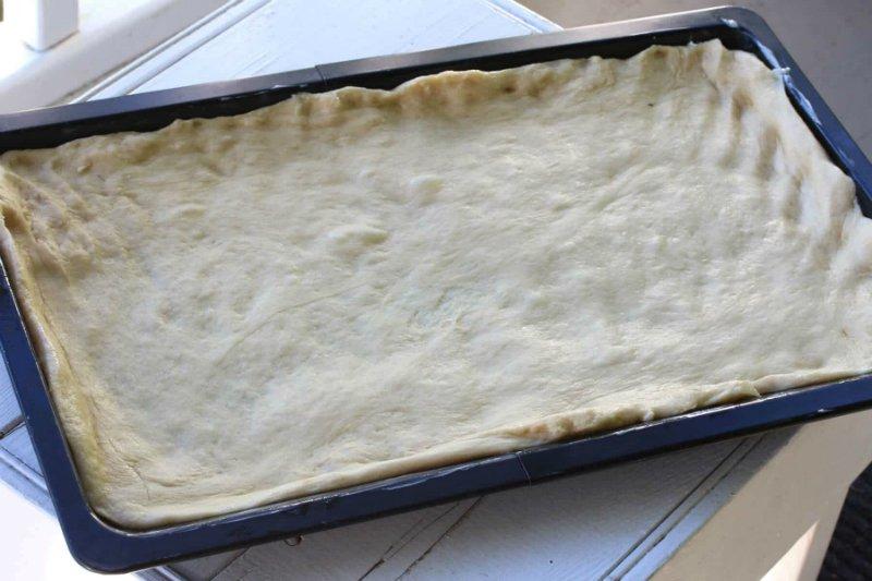 Німецький сливовий пиріг