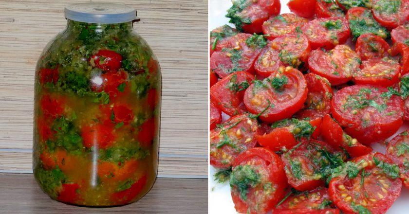Швидкі помідори по-корейськи подивитися рецепт