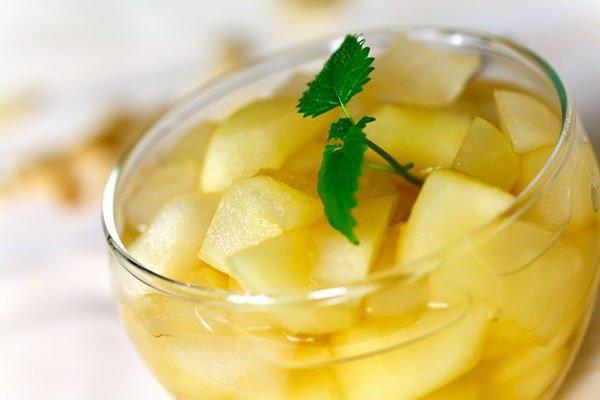 Яблучний компот на зиму