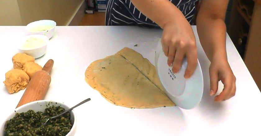Швабські вареники подивитися рецепт