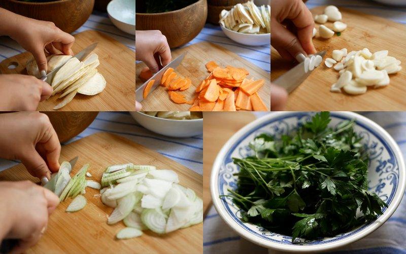 Овочева приправа