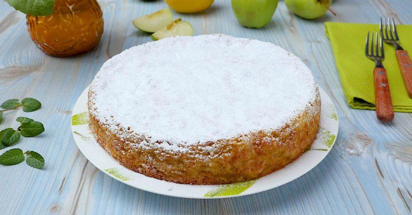 Як приготувати пиріг «Три склянки» подивитися рецепт