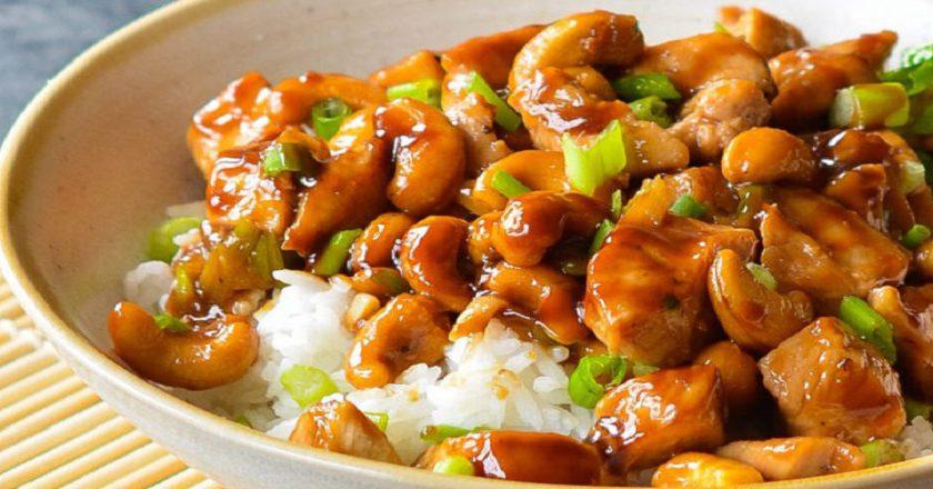 Курка по-тайськи подивитися рецепт