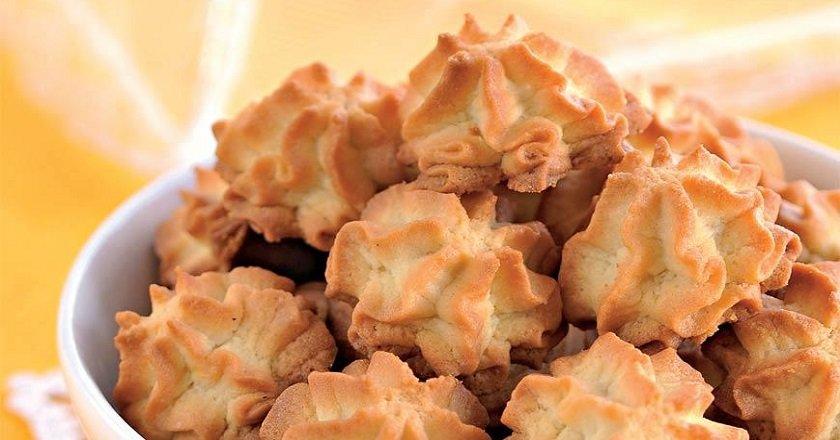 Печиво на майонезі подивитися рецепт