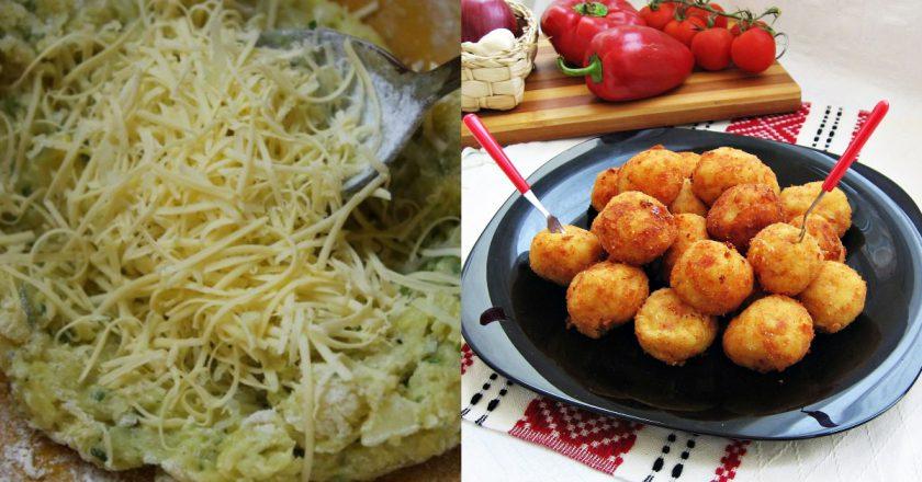 Картопляні кульки на сковороді подивитися рецепт