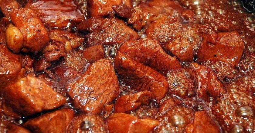 М'ясо по-японськи подивитися рецепт