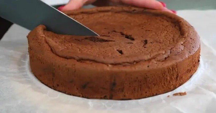Торт «Шоколадний Дюк» подивитися рецепт