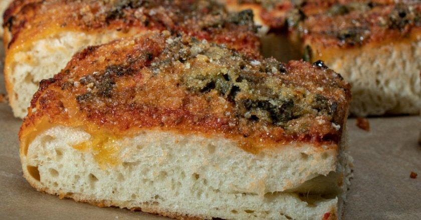 Сицилійська піца подивитися рецепт