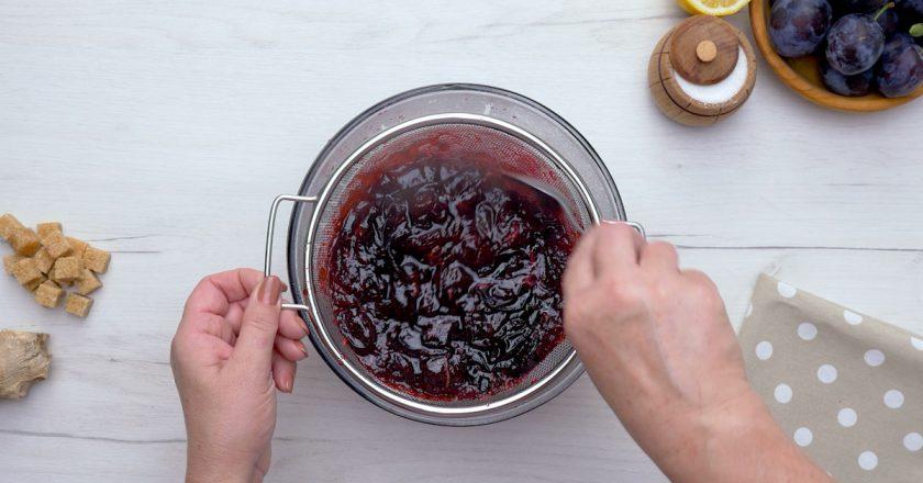 Сливовий фруктовий мармелад на зиму подивитися рецепт