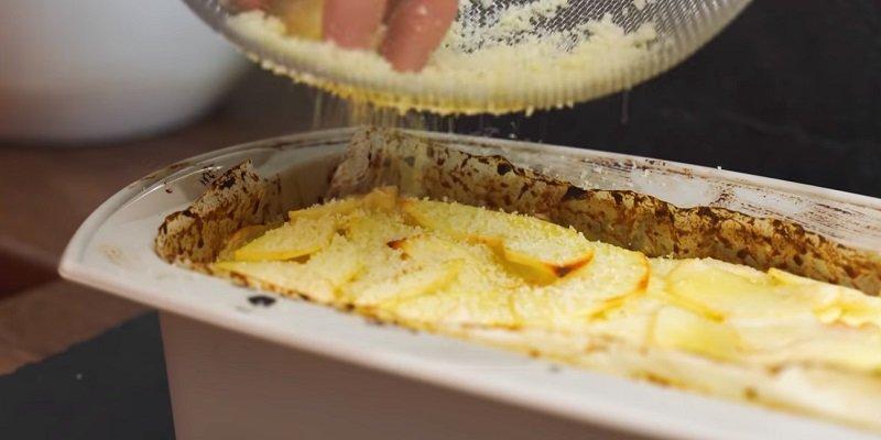 Рецепт пирога «Невидимка»