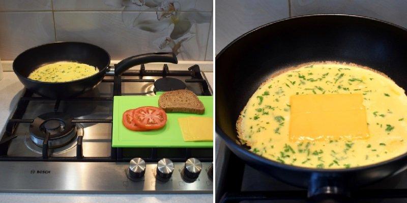 Бутерброди на сніданок