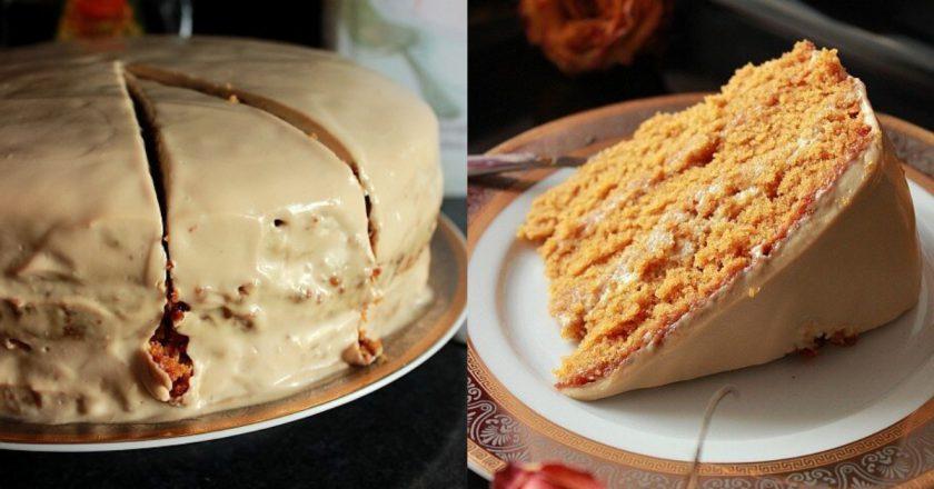 Старовинний вермонтський торт подивитися рецепт