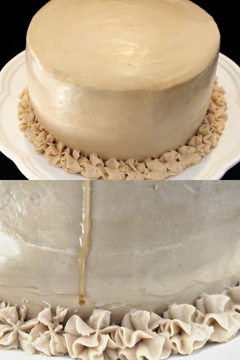 Старовинний вермонтський торт