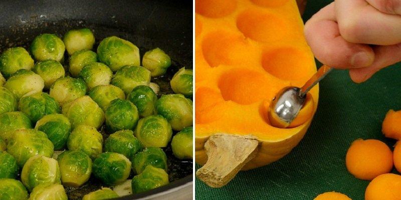 Святковий салат з гранатом