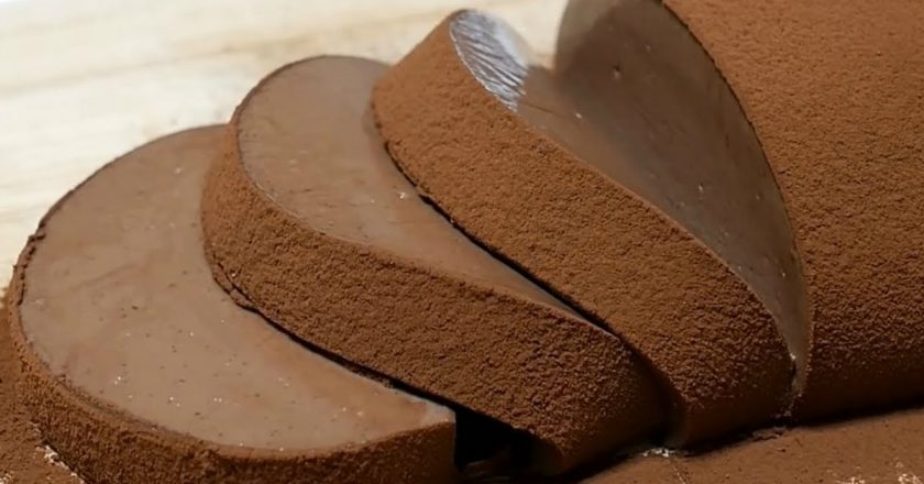 Шоколадний мус-десерт - Це Смак