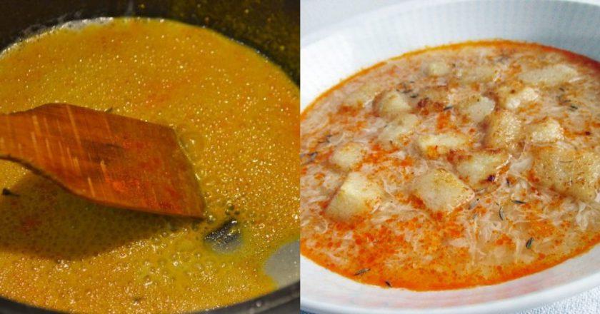 Суп з кмином подивитися рецепт