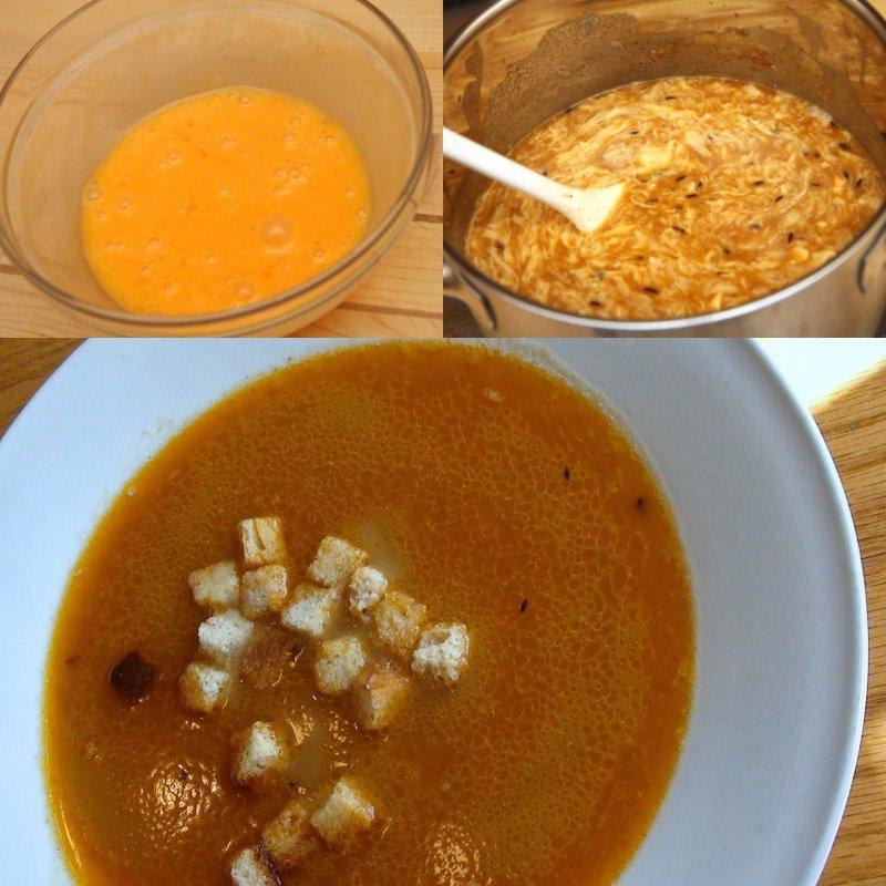 Суп з кмином