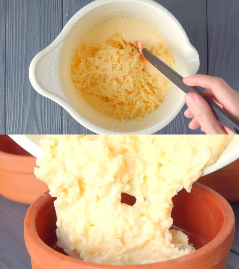 Сирне суфле на сніданок