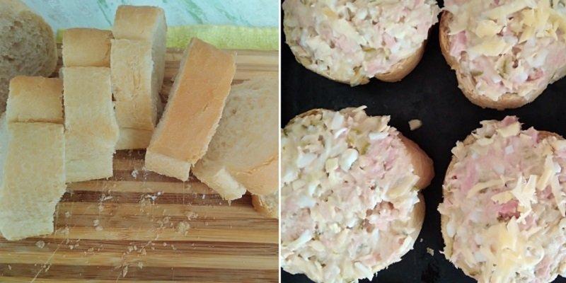 Бутерброди з тунцем