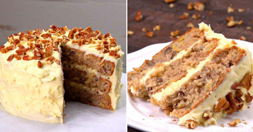 Торт «Колібрі» подивитися рецепт