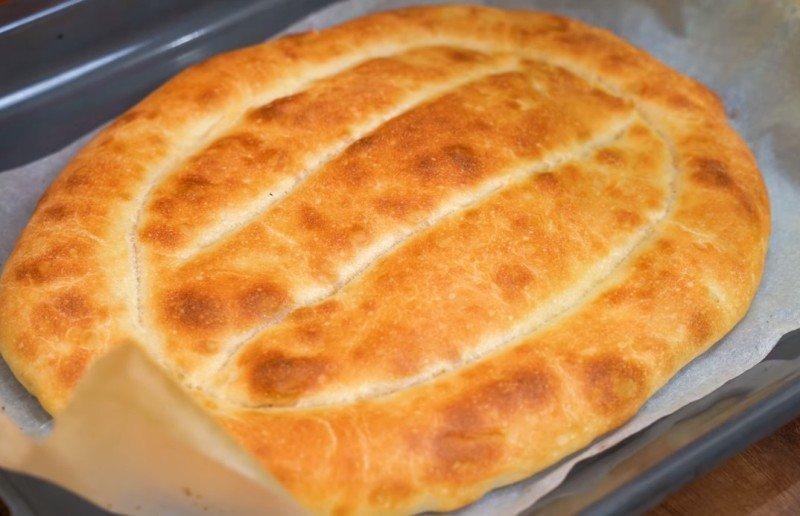 Вірменський хліб матнакаш