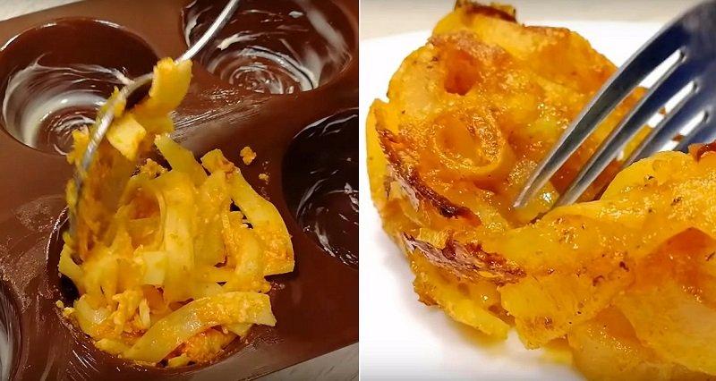 Картопляні мафіни