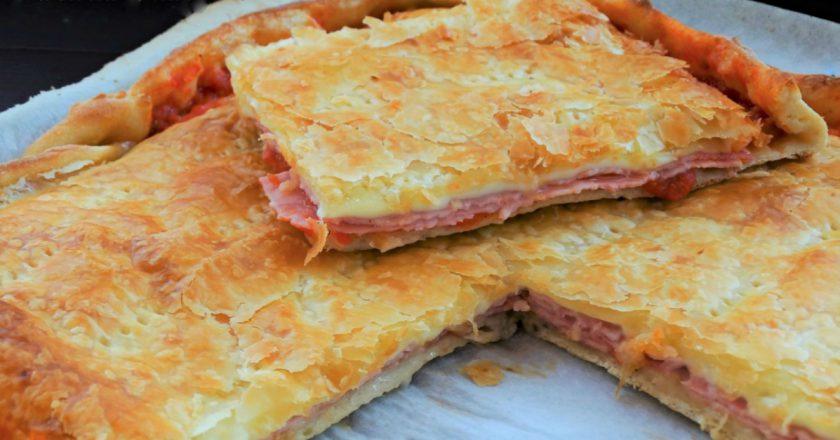 Піца «Париджіна» подивитися рецепт