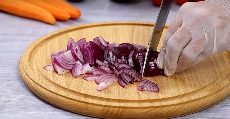 Багатошаровий салат «Гість за столом»