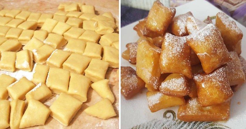 Печиво з лимоном подивитися рецепт
