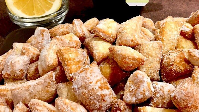 Печиво з лимоном