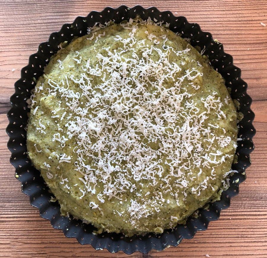 Картопляний пиріг з сиром