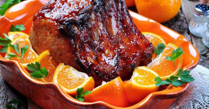 Святкова свинина як приготувати, покрокові рецепти від «Це Смак»