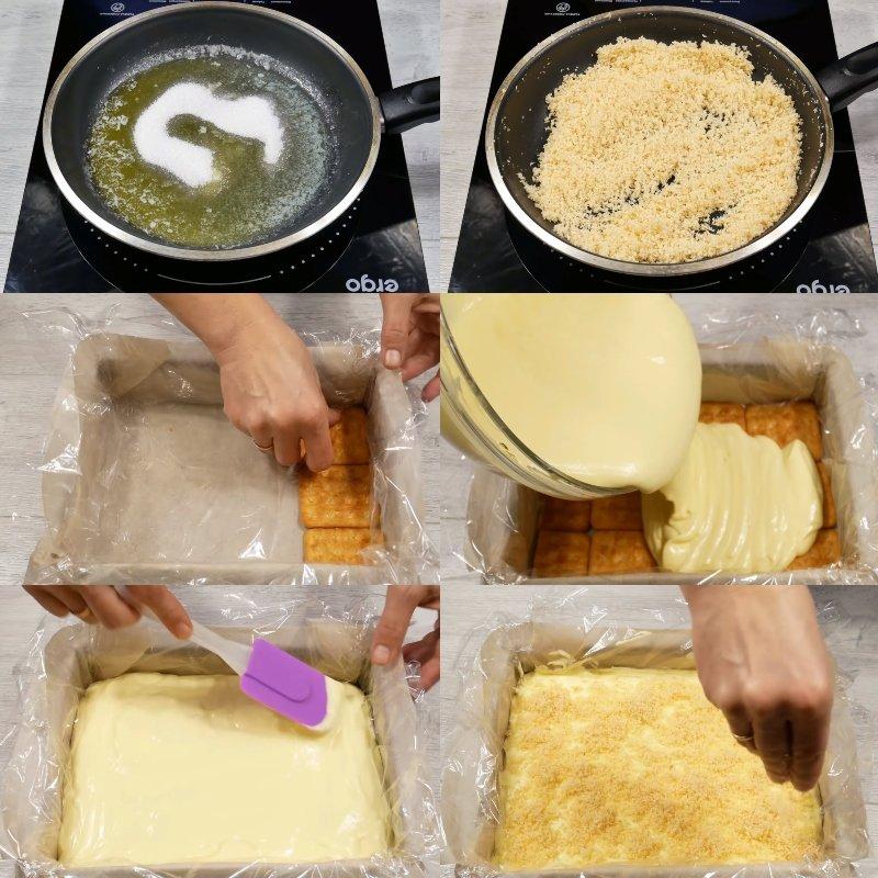 Торт «Сніжний пух»