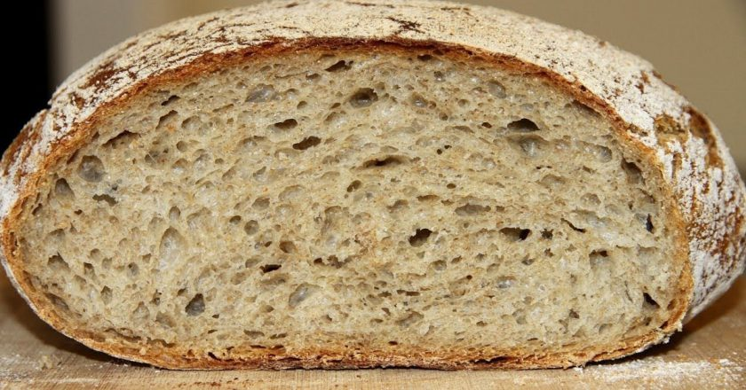 Грецький хліб подивитися рецепт