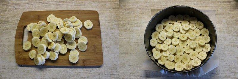 Бананова запіканка
