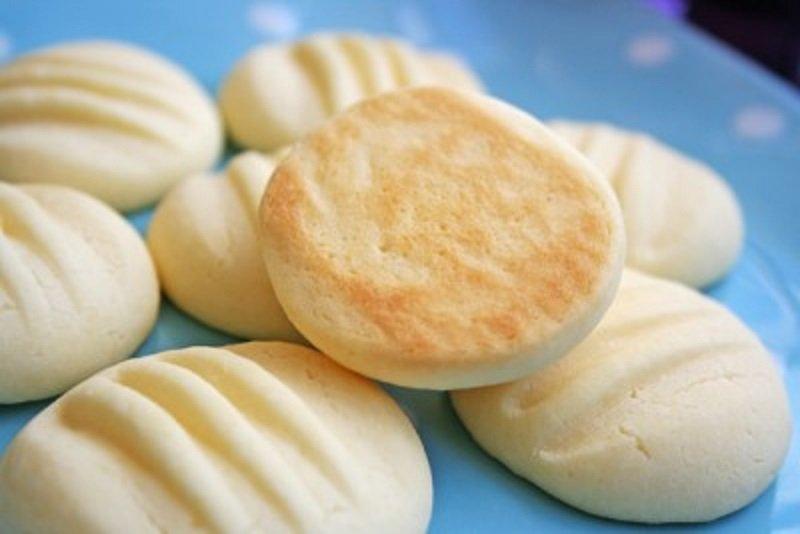 Печиво зі згущеного молока