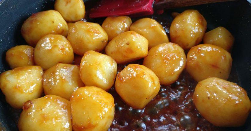 Картопля по-датському подивитися рецепт