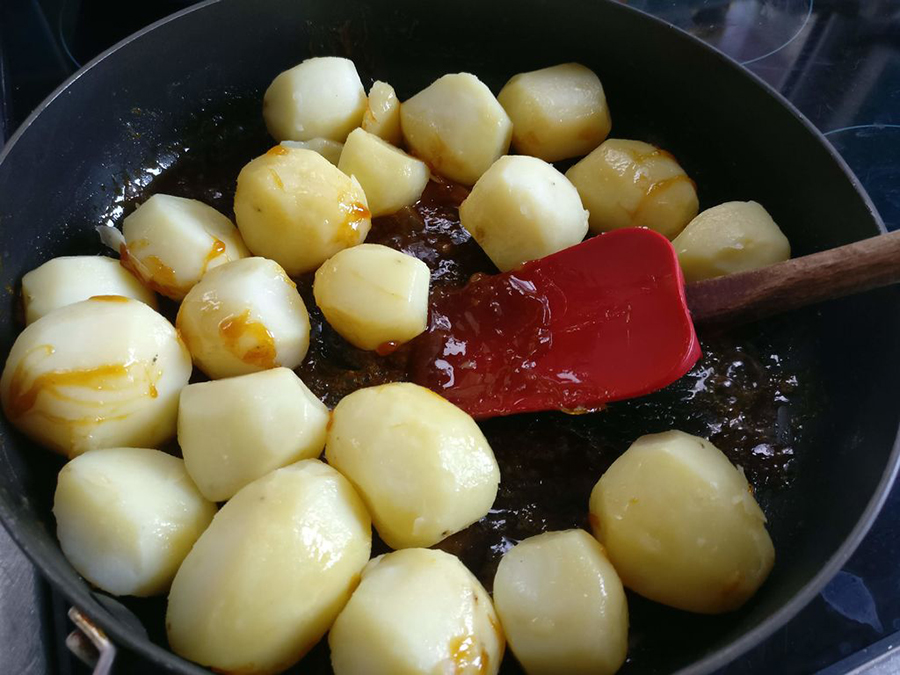 Картопля по-датському