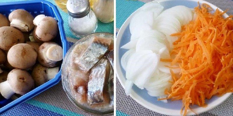 Литовський салат