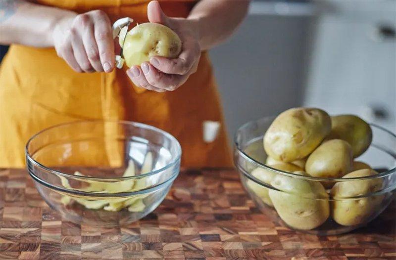 Сирне картопляне пюре