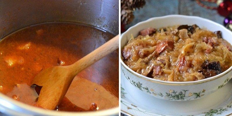 Суп «Капустянка»