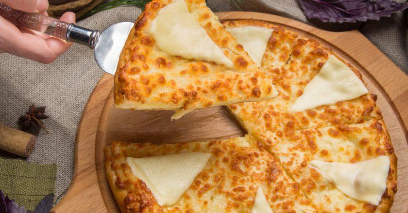 Пиріг з плавленим сиром подивитися рецепт