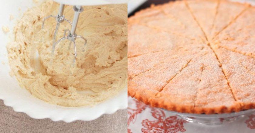 Шотландське пісочне печиво подивитися рецепт