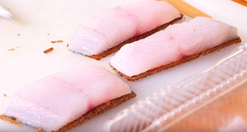 Риба на хлібі