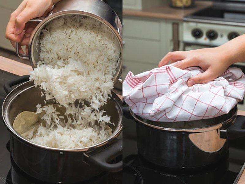 Рис з скоринкою