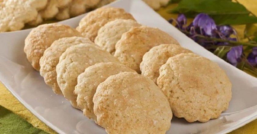 Лимонне італійське печиво подивитися рецепт
