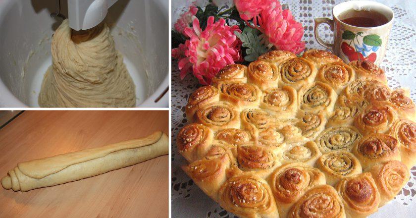 Пиріг «Завитки» подивитися рецепт