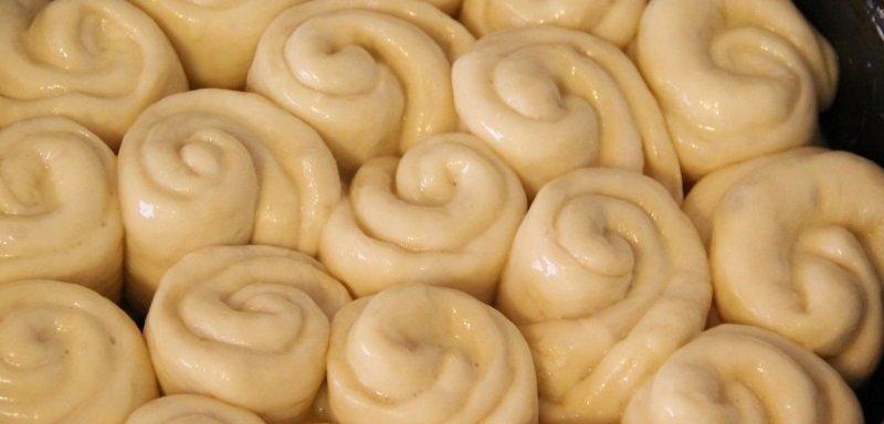 Пиріг «Завитки»